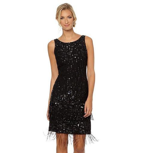 Donela Dress No 180 no 1 packham black embellished flapper dress 163 180 30 of the best black