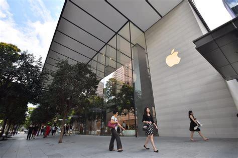 desain gedung apple mengintip apple store pertama di asia tenggara