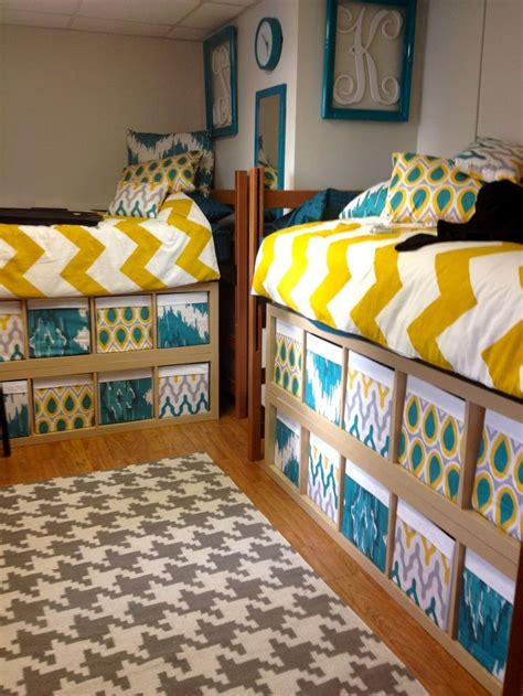how to raise a bed 285 best images about dorms we love on pinterest