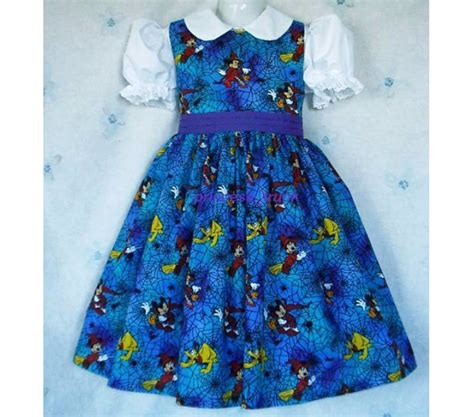 Handmade Disney Dresses - new handmade disney minnie mickey pluto dress