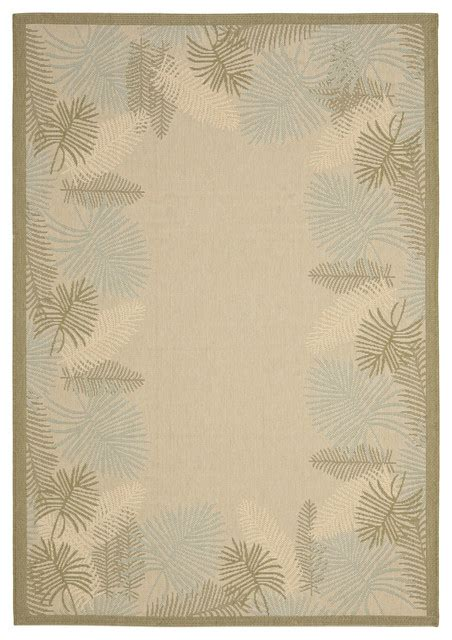 Rustic Outdoor Rugs Safavieh Courtyard Cy7945 14a18 Green 6 7 Quot X9 6 Quot Rug Rustic Outdoor Rugs By Plushrugs