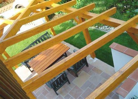 terrassendach bauen terrassendach holz selber bauen denvirdev info