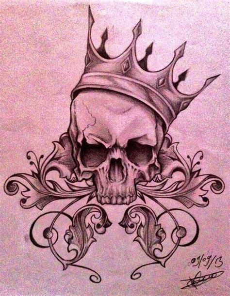 king queen tattoo drawings sehline says if i get something like this it should have