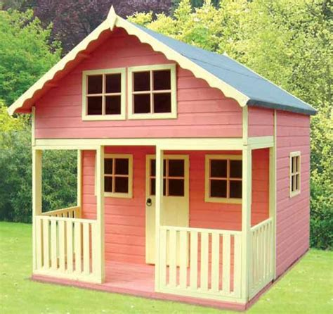 kids play houses great children s wooden playhouse ideas owatrol direct