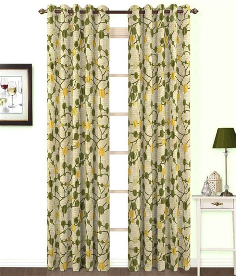 green yellow curtains skipper green yellow contemporary poly cotton eyelet