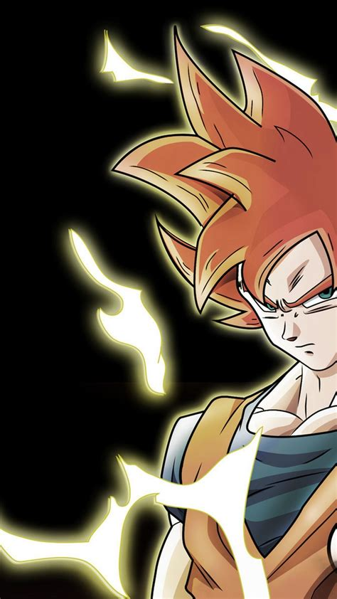 goku super saiyan god wallpaper  android  android