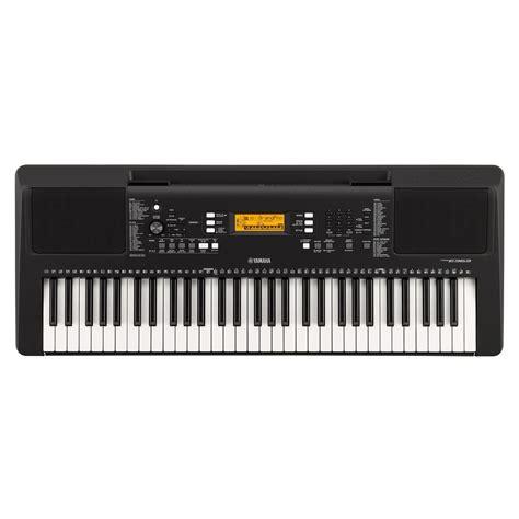 Keyboard E363 yamaha psr e363 b 230 rbar keyboard b stock hos gear4music