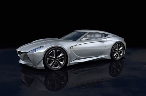 new nissan concept nissan z35 side photo 17