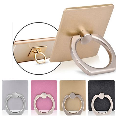 Original Xiaomi 360 Degree Finger Ring Mobile Phone Stand Holder Olb10 1 iphone ring holder reviews shopping iphone ring
