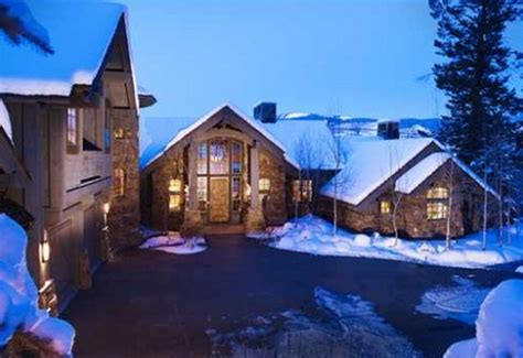 colorado house kelsey grammer s colorado ski house still for sale price reduced photos huffpost