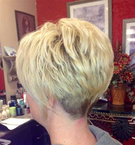 stacked cut hairstyle for older women best short haircuts for older women in 2018 hairiz