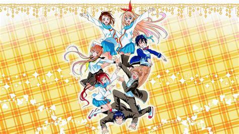 wallpaper anime nisekoi hd for android nisekoi wallpapers wallpaper cave