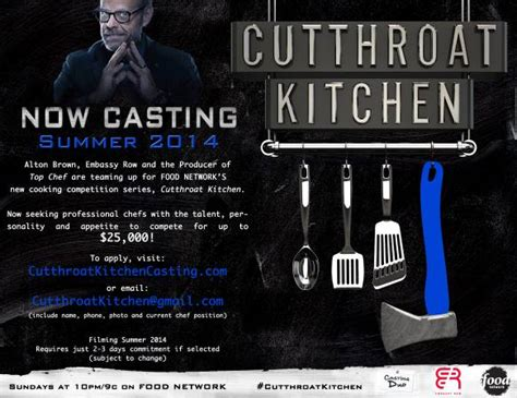 Cutthroat Kitchen Free by Food Network S Cutthroat Kitchen Season 6 Pro Chefs Auditions Free
