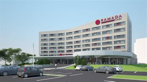 500 Sqm by Hotel Chain Ramada Opens Hotel In Romania S Craiova