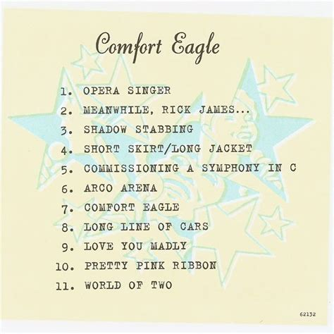 comfort eagle comfort eagle cake free mp3 download full tracklist