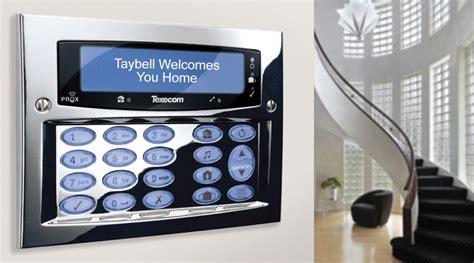 intruder burglar alarms in leeds taybell