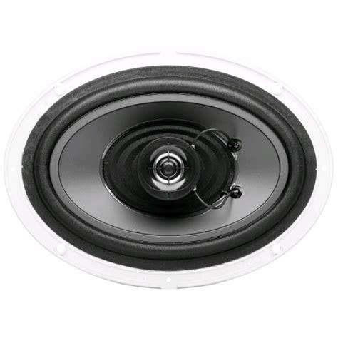 Speaker Subwoofer American Bos range 350w marine speakers 6x9 quot white pair smartmarine