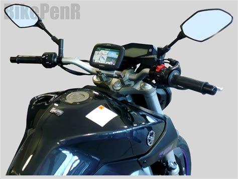 Motorcycle Mounts   Custom GPS Mounts   Yamaha   MT 09