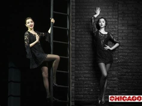 haircut broadway chicago honey lee participara en el musical chicago soompi spanish