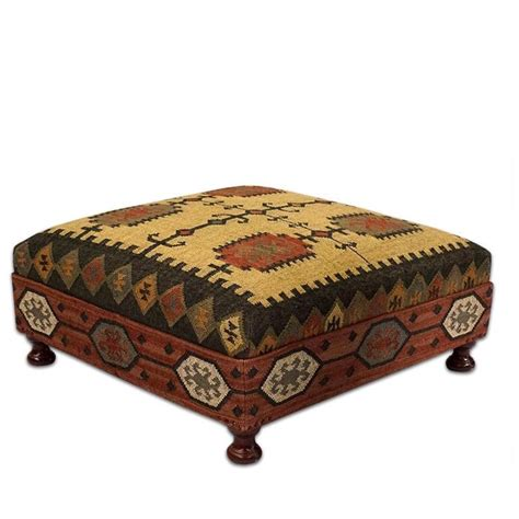 kilim upholstered ottoman best 25 kilim ottoman ideas on pinterest upholstered