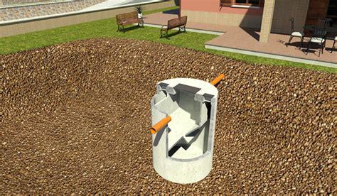 vasche imhoff in cemento fosse imhoff prefabbricate in cemento armato vibrato