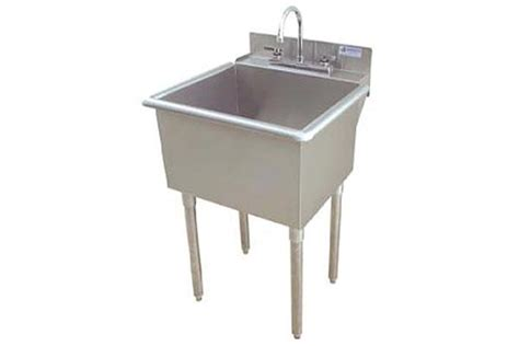 free standing utility sink stainless steel freestanding utility sink sinks ideas