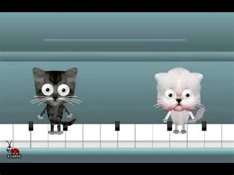 happy birthday  funny ecards animated cats dancing   piano greeting  cards ladybugecar