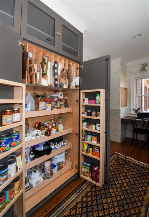 Best Pantry by 15 Handy Kitchen Pantry Designs With A Lot Of Storage Room