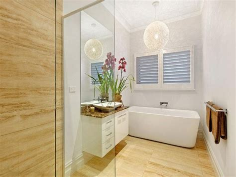 best bathroom neutral colors with soft touch wooden floor ceramic tub fascinating bathroom