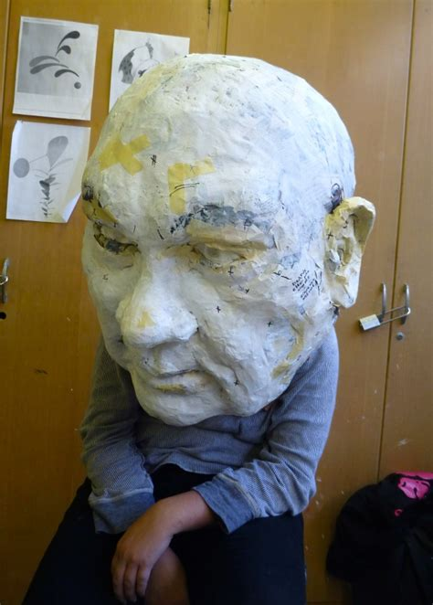 How To Make Paper Mache Heads - the quot headline quot marches in the parade wlu visual