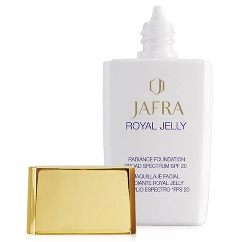 Foundation Royal Jelly Raiance Fondation Broad Spectrum Spf 20 jafra jafra makeup browse our collection of best selling make up