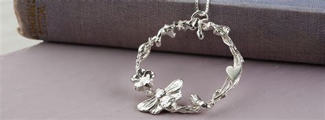 Handmade Jewellery Scotland - handmade silver jewellery from scotland by grace