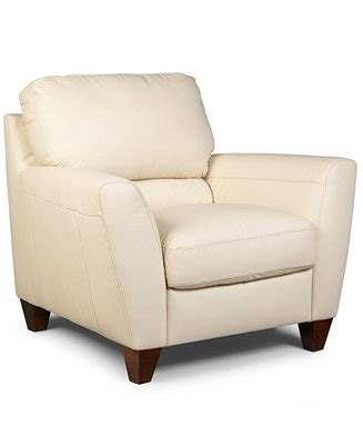macys recliner chairs almafi leather living room chair furniture macy s