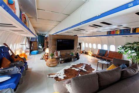 volo appartamento amsterdam dormire in un aereo trasformato in appartamento ad
