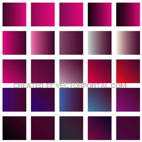 edit pattern color illustrator purple gradient colors for illustrator download at