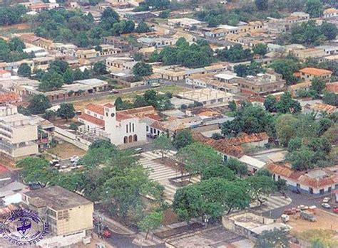 Imagenes De Upata Venezuela   vista 193 erea de upata