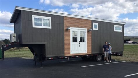 5th wheel tiny house couple s custom 5th wheel tiny home on wheels