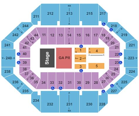 seating chart rupp arena cheap rupp arena tickets
