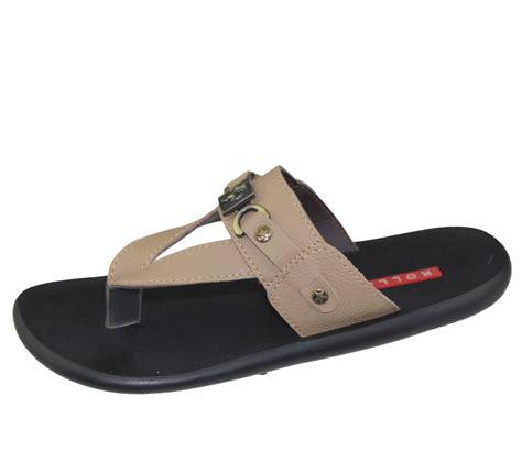 slipper sandals mens slip on slippers walking summer casual fashion