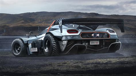 The Koenigsegg Road Supercar Only Motors
