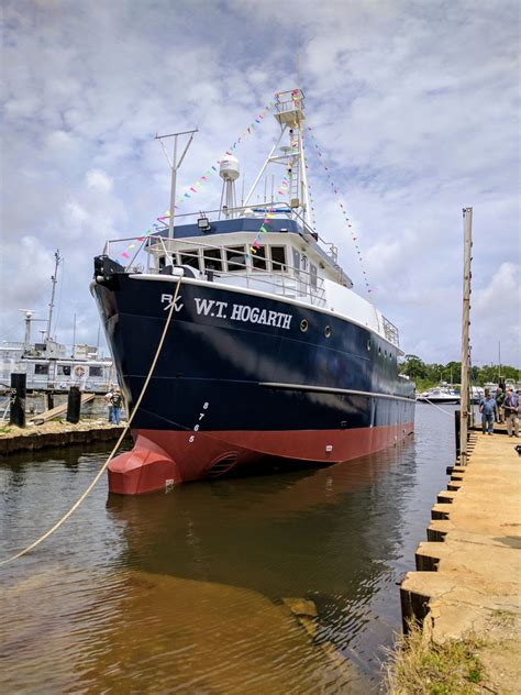 duckworth steel boats tarpon springs new state of the art research vessel arrives in florida