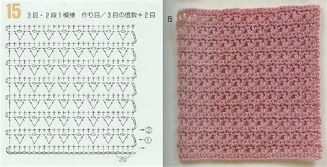 crochet pattern understanding understanding crochet charts crochet stitch witch