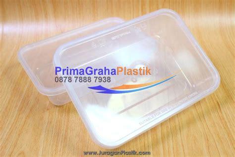 Freezer Kotak sanpak kotak plastik oven tutup 500 ml rc