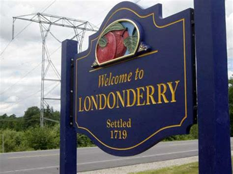 Mba Business Londonderry Nh by New Hshire Towns Of Derry And Londonderry Were Once
