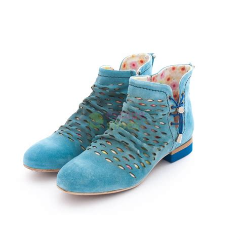 ankle boots dkode spartan sachi pastel turquoise ss1611949