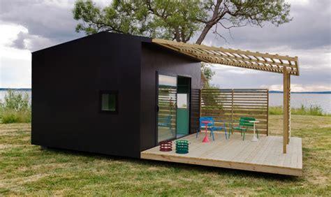 Bungalow Prefabbricati Moderni by Vivere In 15 Mq La Mini House Livingcorriere