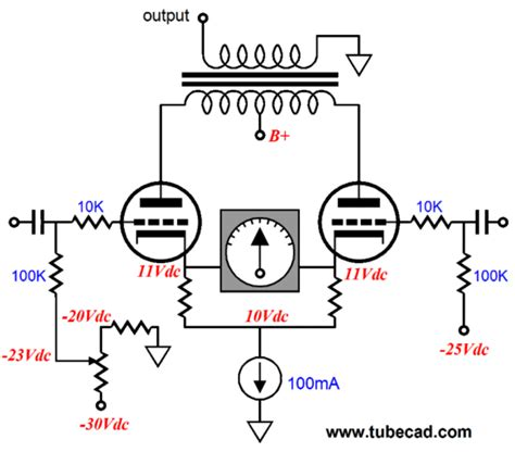 what does bias resistor do cathode bias with a counstant current source