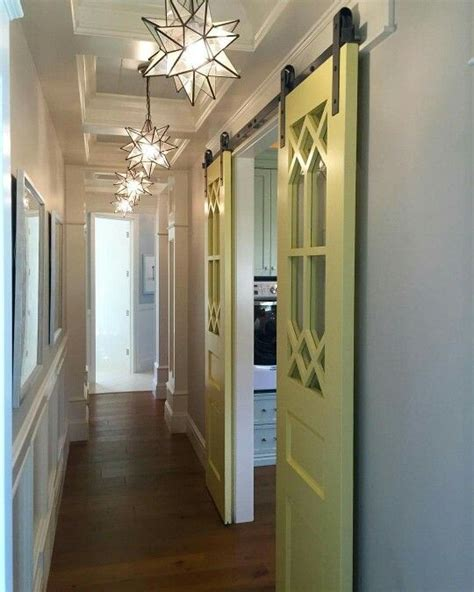 hallway closet doors 139 best barn door hallway images on doors