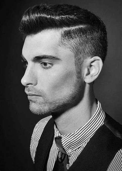 rockabilly rear view of men s haircuts mens rockabilly hairstyles mens hairstyles 2018