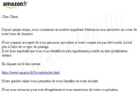 format email societe generale secuser com phishing ciblant les clients du site amazon fr
